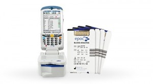 epoc blood analysis systems